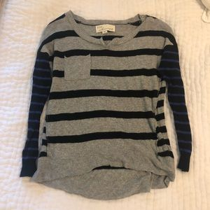 Vintage Havana Striped Sweater